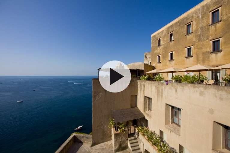 Video dell'Albergo il Monastero