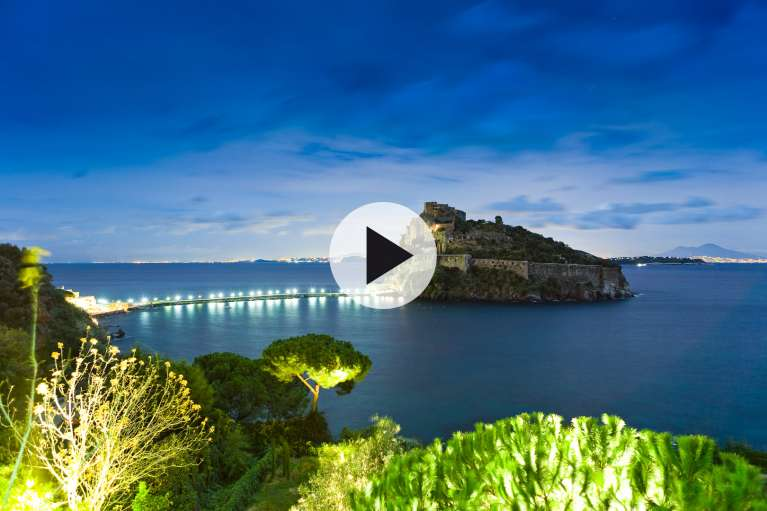 Video del Castello Aragonese
